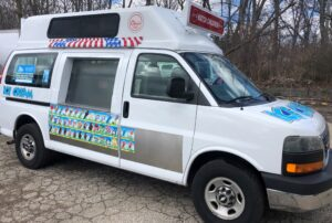 GMC Ice Cream Truck