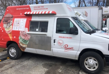 Pierres truck